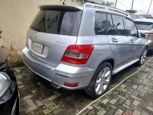 Mercedes-Benz GLK-Class 2010 350 4MATIC Silver | Cars for sale in Lagos State, Ajah