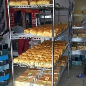 Quality Bread Rack 6ft | Restaurant & Catering Equipment for sale in Lagos State, Ojo