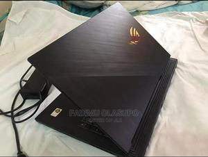 Laptop Asus ROG Strix GL503 16GB Intel Core I7 500GB   Laptops & Computers for sale in Lagos State, Ikeja