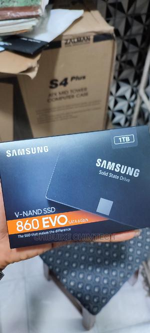Samsung 1TB Solid State Drive SSD   Computer Hardware for sale in Lagos State, Ikeja