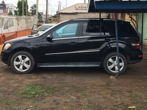 Mercedes-Benz M Class 2010 ML 350 4Matic Black | Cars for sale in Lagos State, Abule Egba