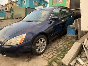 Honda Accord 2003 Automatic Blue | Cars for sale in Lagos State, Kosofe