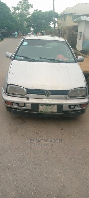 Volkswagen Golf 2000 Silver | Cars for sale in Cross River State, Calabar