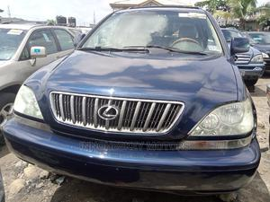 Lexus RX 2002 300 2WD Blue | Cars for sale in Lagos State, Apapa