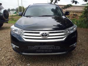 Toyota Highlander 2012 Black   Cars for sale in Abuja (FCT) State, Gwarinpa