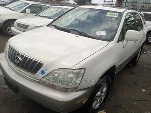 Lexus RX 2002 300 2WD White | Cars for sale in Lagos State, Apapa