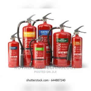 Brand New 2021 Fire Extinguisher   Safetywear & Equipment for sale in Lagos State, Alimosho