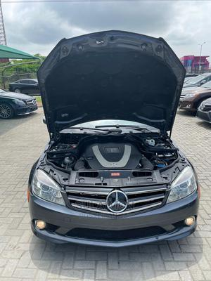 Mercedes-Benz C300 2009 Gray | Cars for sale in Lagos State, Ikeja