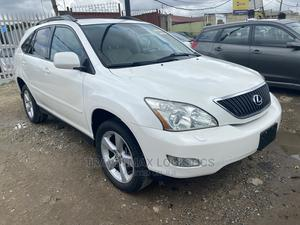 Lexus RX 2007 350 White | Cars for sale in Lagos State, Ikeja