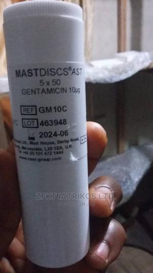 AMOXICILLIN/ CLAVULANIC ACID 20-10ug Cartridge Disc | Medical Supplies & Equipment for sale in Lagos State, Alimosho