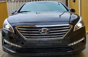 Hyundai Sonata 2015 Black | Cars for sale in Lagos State, Agboyi/Ketu