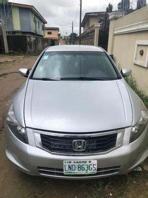 Honda Accord 2010 Silver | Cars for sale in Lagos State, Ikeja