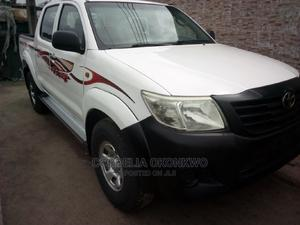 Toyota Hilux 2012 White | Cars for sale in Lagos State, Apapa