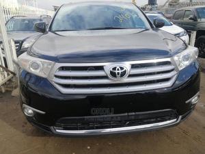 Toyota Highlander 2012 Black   Cars for sale in Lagos State, Ojodu