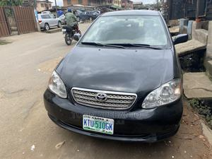 Toyota Corolla 2007 LE Black | Cars for sale in Lagos State, Mushin