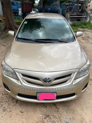 Toyota Corolla 2012 Gold | Cars for sale in Kano State, Tarauni