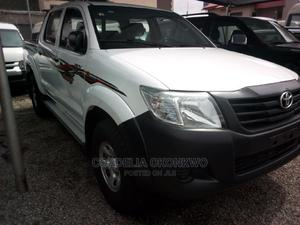 Toyota Hilux 2014 White | Cars for sale in Lagos State, Apapa