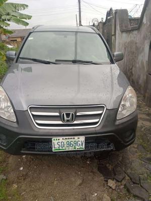 Honda CR-V 2006 2.0i LS Gray | Cars for sale in Lagos State, Ajah