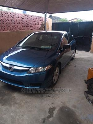 Honda Civic 2010 1.4 5 Door Automatic Blue | Cars for sale in Lagos State, Ojo