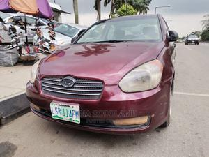 Hyundai Accent 2005 Red | Cars for sale in Lagos State, Ikeja