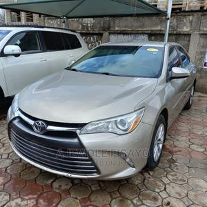 Toyota Camry 2015 Gold | Cars for sale in Lagos State, Alimosho