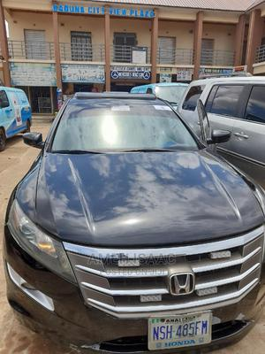 Honda Accord Crosstour 2010 EX Black | Cars for sale in Kaduna State, Chikun