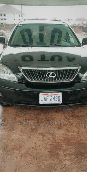 Lexus RX 2010 350 Black | Cars for sale in Oyo State, Ibadan