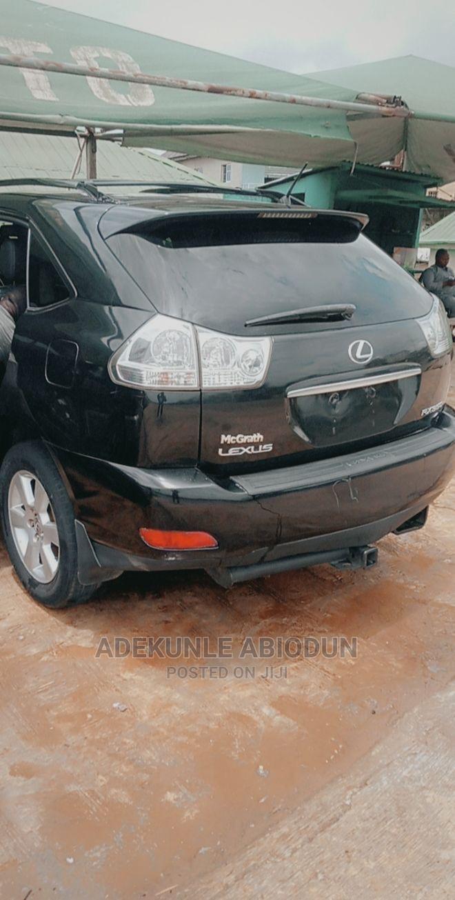 Lexus RX 2010 350 Black | Cars for sale in Ibadan, Oyo State, Nigeria
