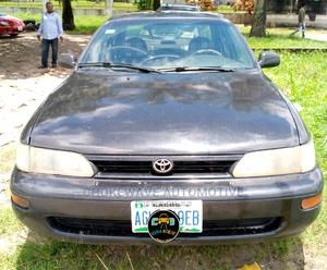 Toyota Corolla 1999 Black   Cars for sale in Delta State, Warri