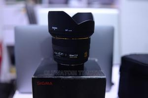 50mm F1.4 EX Dg Nikon Lens   Accessories & Supplies for Electronics for sale in Oyo State, Ibadan
