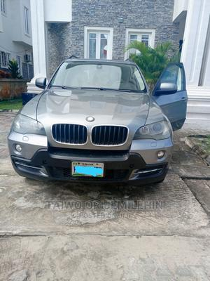BMW X5 2007 3.0 Sport Automatic Silver | Cars for sale in Lagos State, Lekki