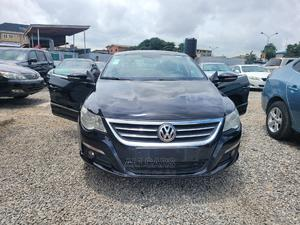 Volkswagen CC 2012 2.0 Sport Automatic Black   Cars for sale in Lagos State, Yaba