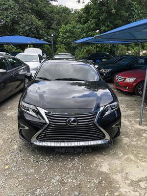 Lexus ES 2015 350 FWD Black | Cars for sale in Abuja (FCT) State, Garki 2