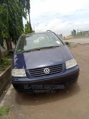 Volkswagen Sharan 2006 1.8 Turbo Blue   Cars for sale in Lagos State, Ifako-Ijaiye