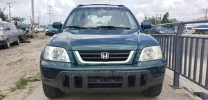 Honda CR-V 2001 Green | Cars for sale in Lagos State, Lekki