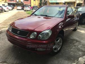 Lexus GS 2000 Red   Cars for sale in Lagos State, Surulere