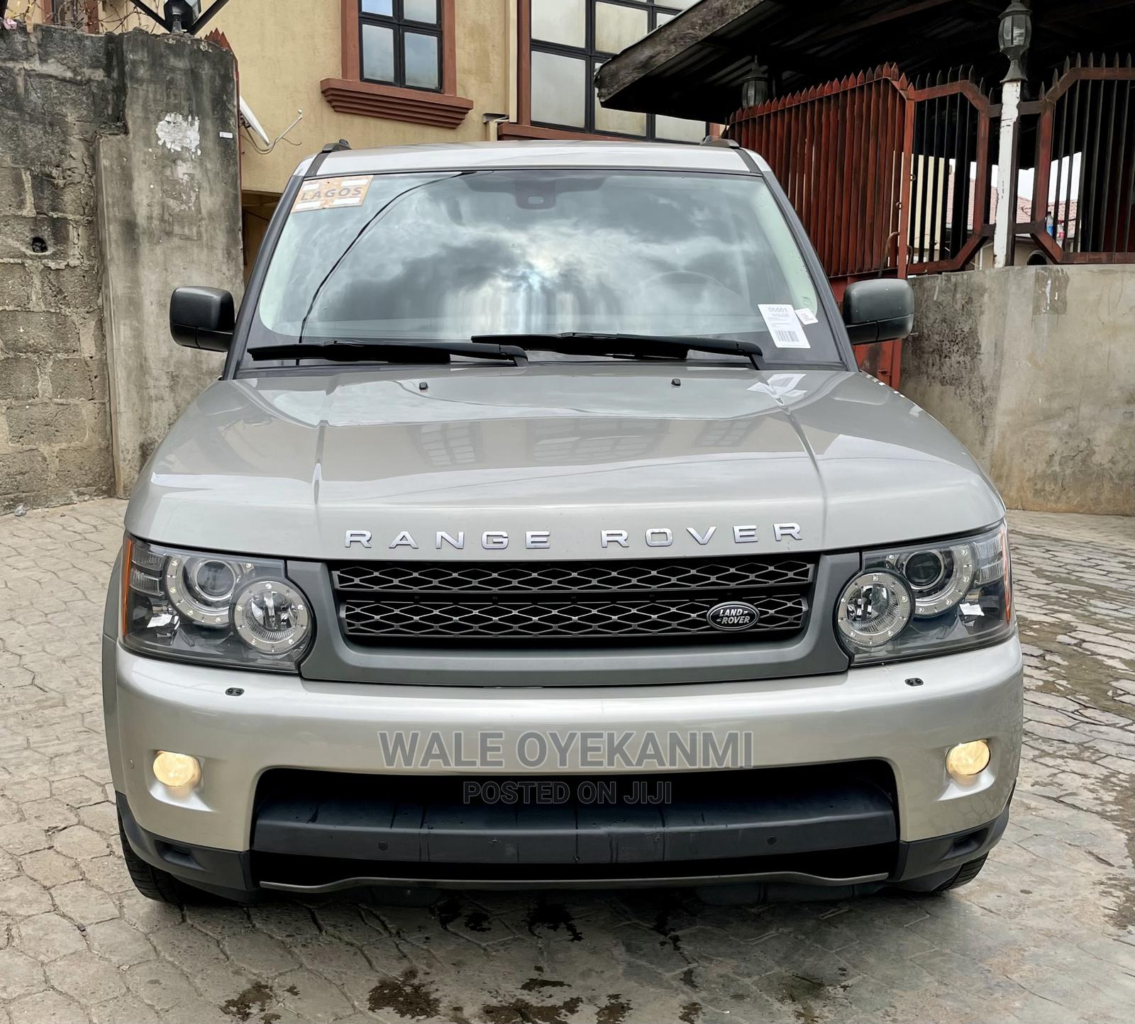 Land Rover Range Rover Sport 2011 HSE 4x4 (5.0L 8cyl 6A) Gray