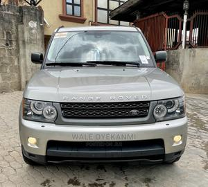 Land Rover Range Rover Sport 2011 HSE 4x4 (5.0L 8cyl 6A) Gray | Cars for sale in Lagos State, Ikoyi