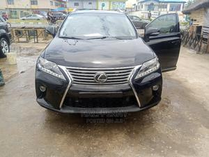 Lexus RX 2011 350 Black   Cars for sale in Lagos State, Isolo