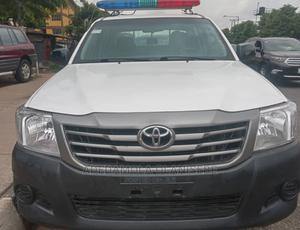 Toyota Hilux 2012 2.0 VVT-i SRX White | Cars for sale in Lagos State, Mushin