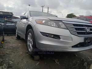 Honda Accord Crosstour 2011 EX-L AWD Silver | Cars for sale in Lagos State, Apapa