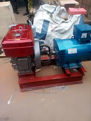 15kva Diesel Generator   Electrical Equipment for sale in Lagos State, Ojo