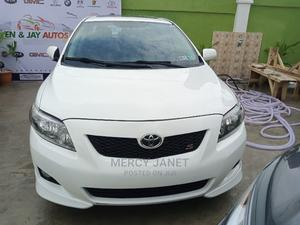 Toyota Corolla 2010 White   Cars for sale in Lagos State, Abule Egba