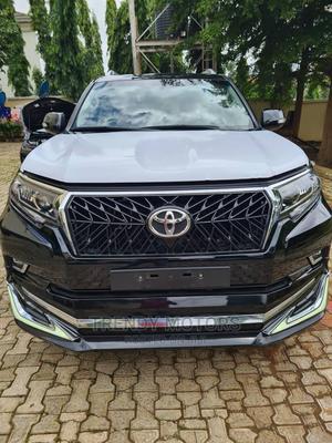 New Toyota Land Cruiser Prado 2020 Black | Cars for sale in Abuja (FCT) State, Kubwa