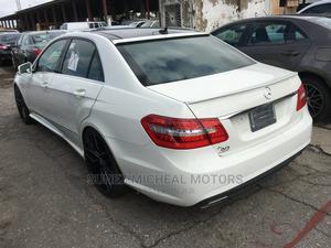 Mercedes-Benz E350 2011 White   Cars for sale in Lagos State, Amuwo-Odofin