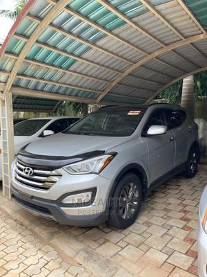 Hyundai Santa Fe 2014 Silver   Cars for sale in Kaduna State, Kaduna / Kaduna State