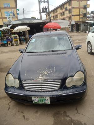 Mercedes-Benz C200 2004 Blue | Cars for sale in Lagos State, Ikeja