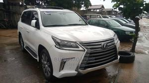 Lexus LX 2017 570 AWD White | Cars for sale in Lagos State, Ikeja