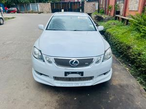 Lexus GS 2007 350 White | Cars for sale in Lagos State, Ogba