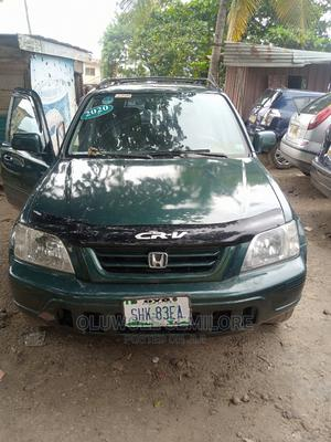 Honda CR-V 2000 2.0 Automatic Green | Cars for sale in Oyo State, Ibadan